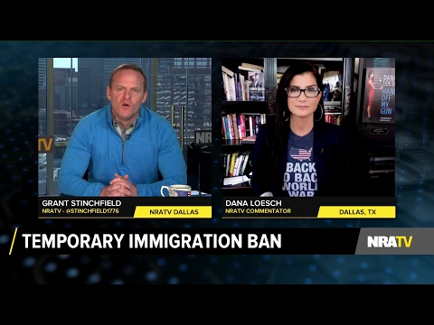 Stinchfield | Dianne Feinstein Forgets Her Own Immigration Ban  - 1/31/17