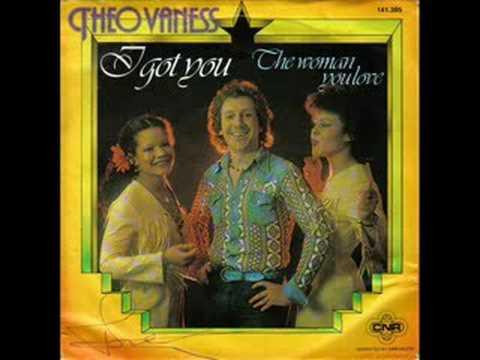 Theo Vaness-I Got You 1976