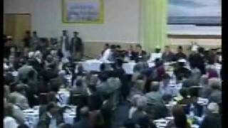 Inauguration of Baitul Futuh: VIP Dinner - Part 1 (English)