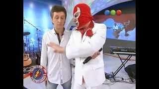 Cantante Enmascarado con Poncho - Complaceme Nena (Please Me)
