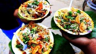 Indian Street Food | Aloo Tikki chat in Telco Jamshdepur | Street Food | Indian Dishes