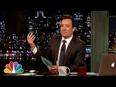 Pros and Cons: Return of the Polar Vortex (Late Night with Jimmy Fallon)