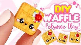 DIY Kawaii Waffle charm! | KAWAII FRIDAY