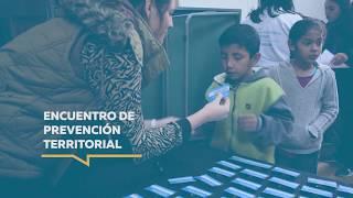 2° Encuentro del Programa de Prevención Territorial