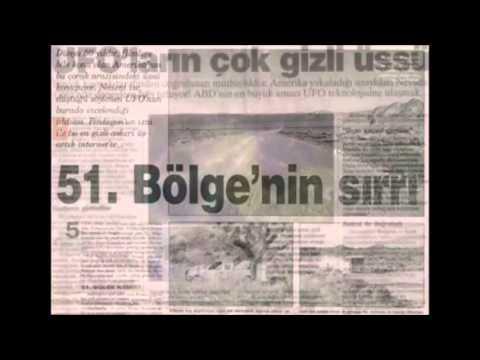 AREA 51 (51.BÖLGE) SIRLARI VE GİZEMLERİ