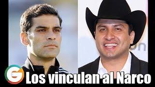 Rafael Márquez y Julión Álvarez vinculados al narco, por gobierno de EU