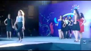 The Biggest Talent Show in HCL Feb 2017   Ramp walk by HCL employee   Video 3