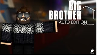 Roblox Big Brother NPC (Unmöglicher Modus!)