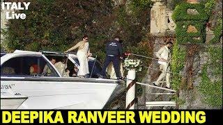 Deepika Ranveer Wedding Video from Italy #Deepveer