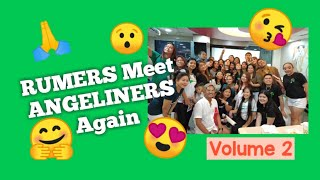 Gambar cover RUMERS 1st Vlog 2019 with ANGELINERS