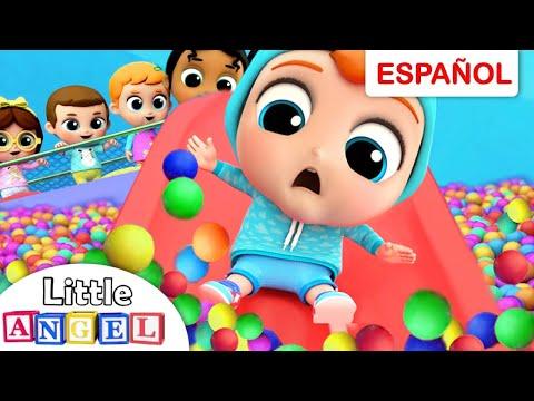 ¡Bebé, Baja Ya Del Tobogán! | Bebé Juan En Español