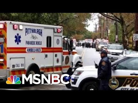 Anti-Defamation League CEO: 'Anti-Semitism Is Everyone's Problem' | Velshi & Ruhle | MSNBC
