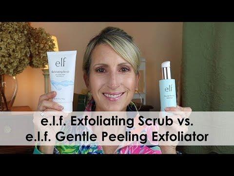 Exfoliating Scrub Facial Exfoliant