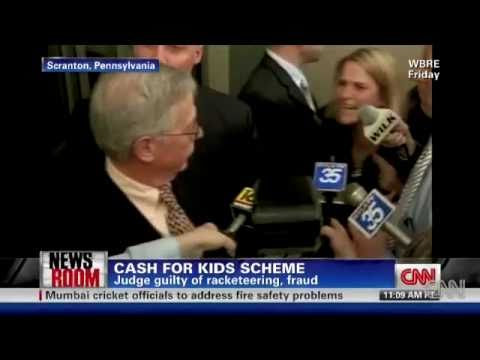 "Judge Ciavarella Guilty In ""Kids for Cash"" Scandal - Teens Mother speaks Out"