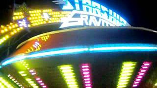 Blue Sky Amusements Starship Gravitron