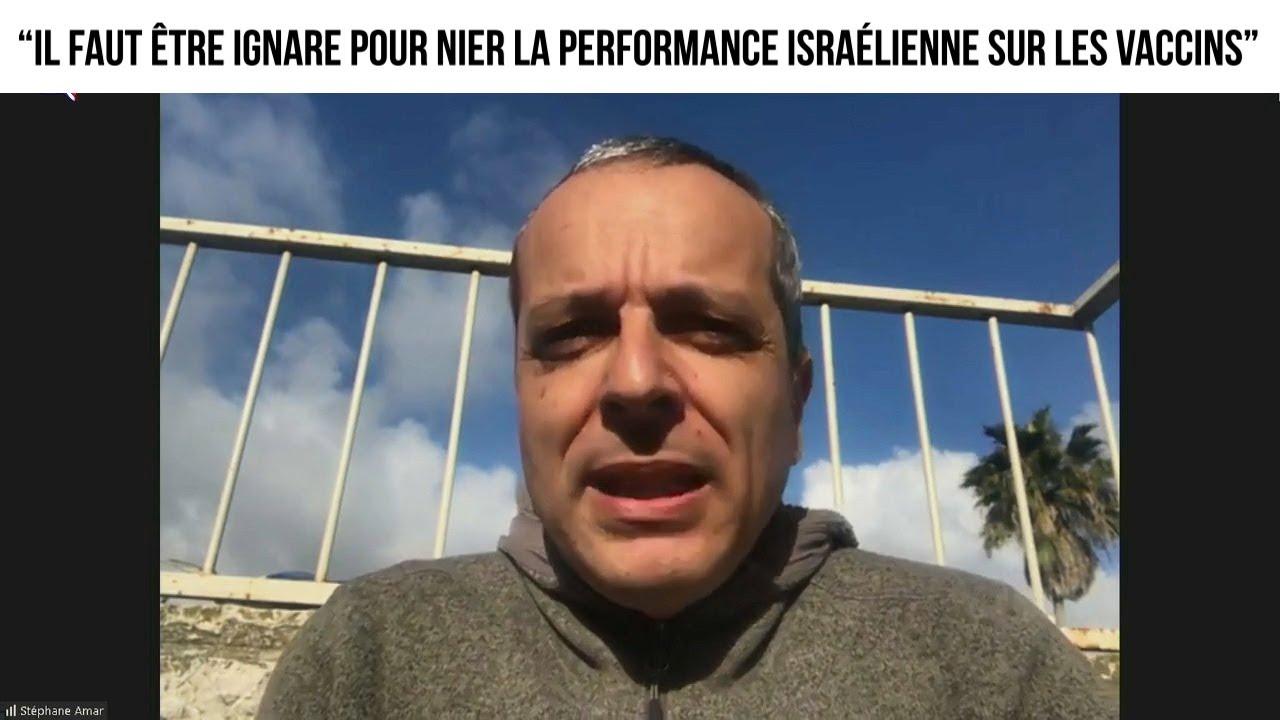 """""""Il faut être ignare pour nier la performance israélienne sur les vaccins"""" - L'invité du 5 mars 2021"""