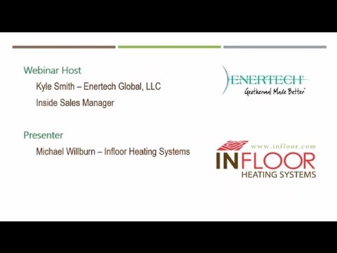 INFLOOR Webinar: Brass vs. Cooper Manifolds