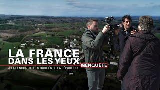 """Suivez notre grand reportage """"La France dans les Yeux"""""""