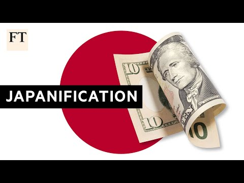 Why US economists are obsessed with 'Japanification' | FT