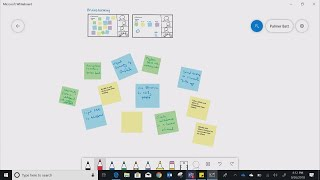 Get started with Microsoft Whiteboard: A new way to create and collaborate in the - THR1118