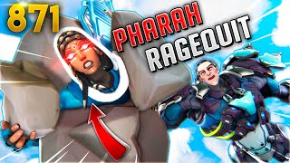 Surefour MAKES Pharah *RAGE QUIT*!! | Overwatch Daily Moments Ep.871 (Funny and Random Moments)