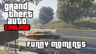 GTA 5 Next Gen Funny Moments - Boat trailer?
