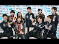 世界卓球大活躍の日本代表が帰国