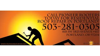 Residential Roof Repair Portland CALL NOW: (503) 281-0305