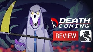 DEATH COMING (iPhone, iPad) | AppSpy Review