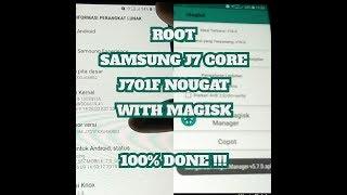 Samsung j7 core root 8 1