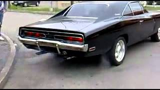 Dodge Charger R T 420 l s    CHistaya Mosch' 240 Дрифт на додж