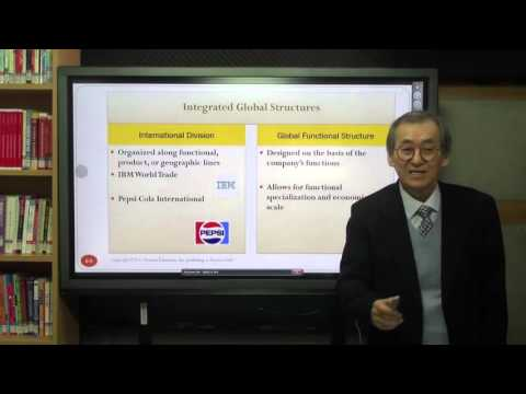 Chapter 8: Organization Structure and Control Systems