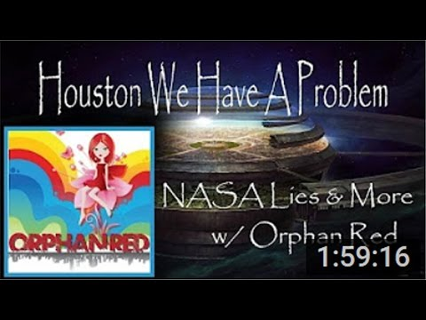 The Underground Resistance Network! NASA LIES, FLAT EARTH & MORE! thumbnail