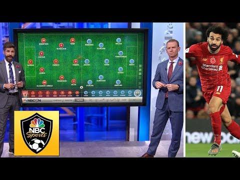 Liverpool's devastating attack against Manchester City | Premier League Tactics Session | NBC Sports