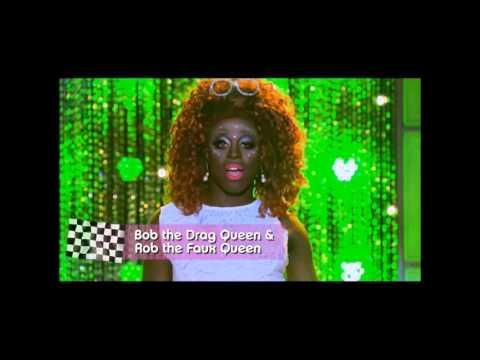 Bob The Drag Queen's runway looks (Voice-Over)