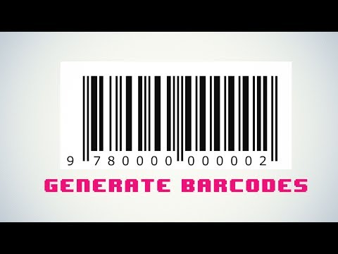 Generate Barcodes with PHP