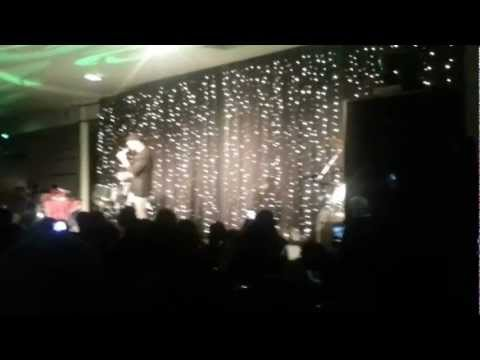 Maher Zain sings 'Always be there' @ Sounds of Light concert (For Syria) in Manchester. #SOL2012