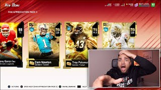 Download lagu I PULLED A GOLDEN TICKET PACK AND PLAY!! MADDEN 20