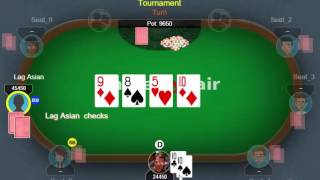 Jonathan Little shows you how to NOT play pocket Aces