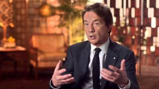 Martin Short on his role in Inherent Vice