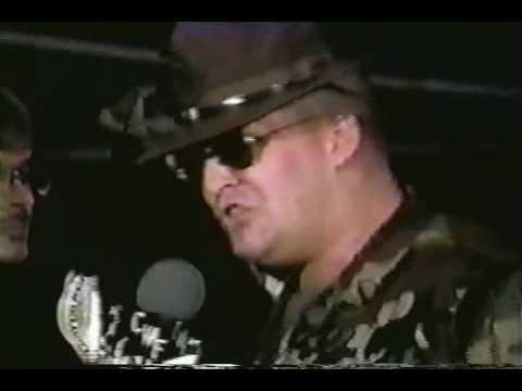 Continental Wrestling Federation 1988 pt 3