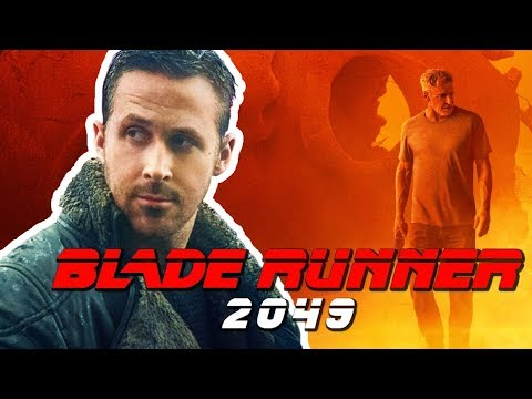 How the world of Blade Runner 2049 was created   Production Design [No Spoilers]