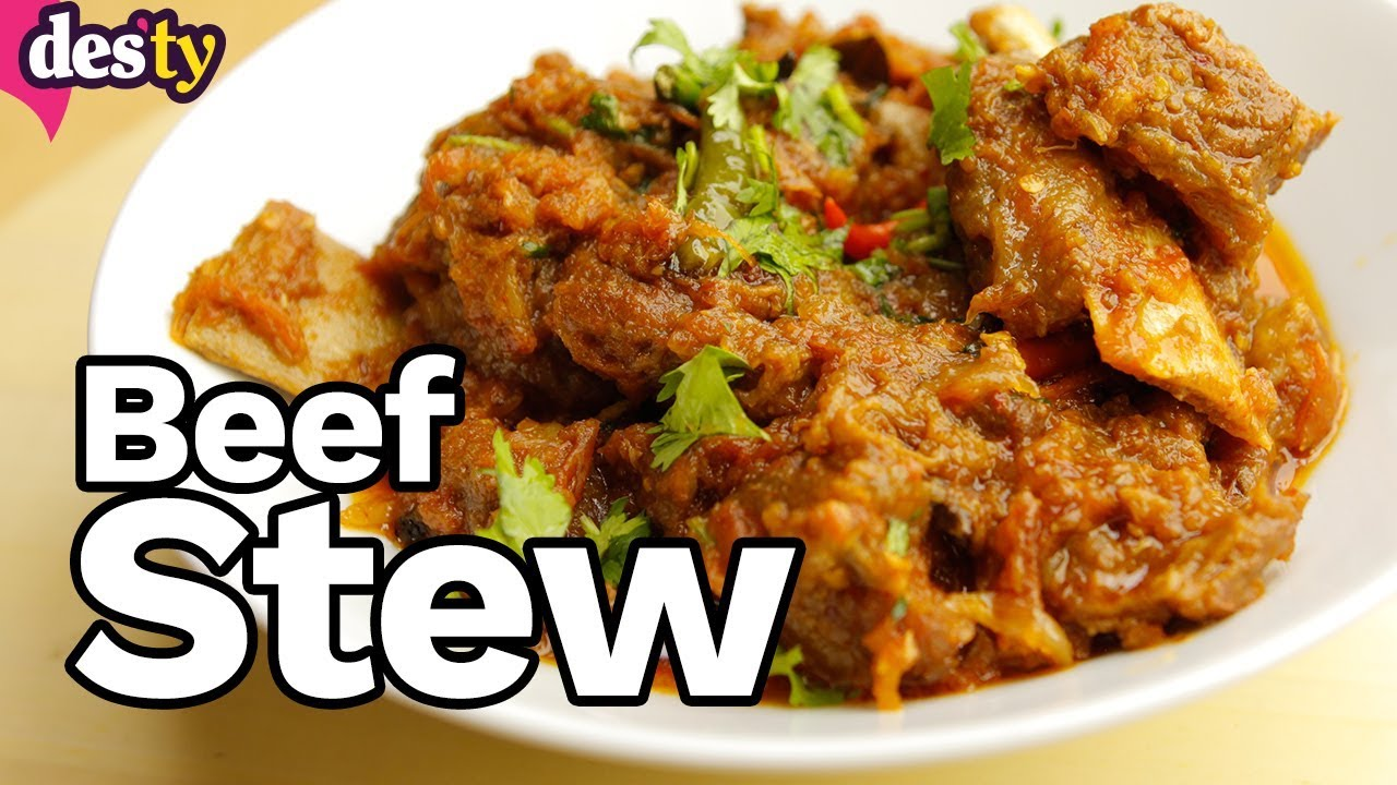 Beef Mutton Stew Pakistani Recipe Khara Masala بیف مٹن اسٹو In Urdu English Youtube