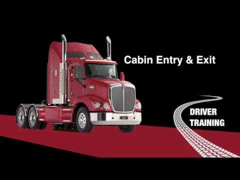 Kenworth T409 Cabin Entry 0119