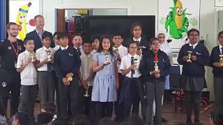 Clarksfield Primary School - Sports Awards 2018