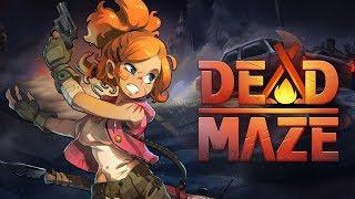 DEAD MAZE : NOUVEAU MMORPG 2018 - Gameplay Test Avis en Français