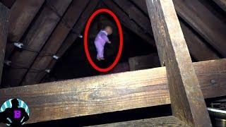5  cosas paranormales captadas en videos de Youtubers parte 4