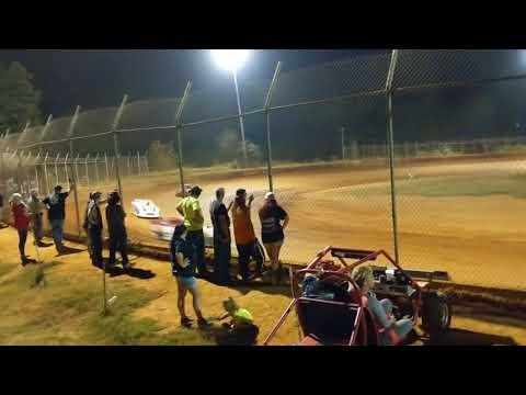 Harris Speedway-Heat1-Jason's Heat Race-9/8/2018