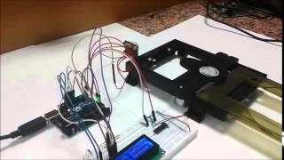 Automatic Door Opener using PIR Sensor and Arduino