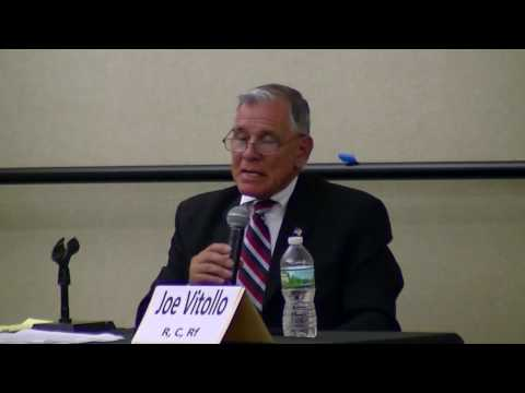 LWV Meet the Candidates Congress District 20- Panel Questions
